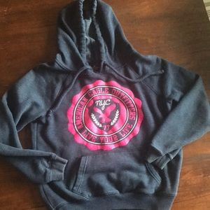 AE hooded sweatshirt, size small
